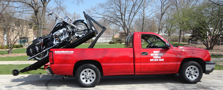 Mike's Motorcycle Towing